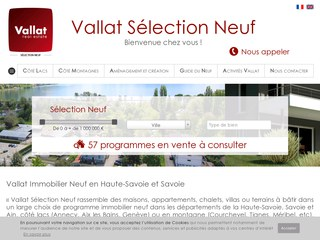 Détails : Vallat Immobilier Neuf
